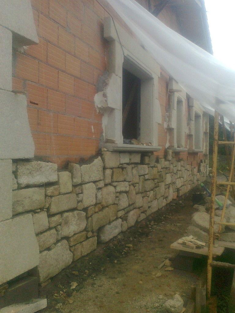 De paredes exterior great raspado de paredes con grietas for Grietas en paredes interiores
