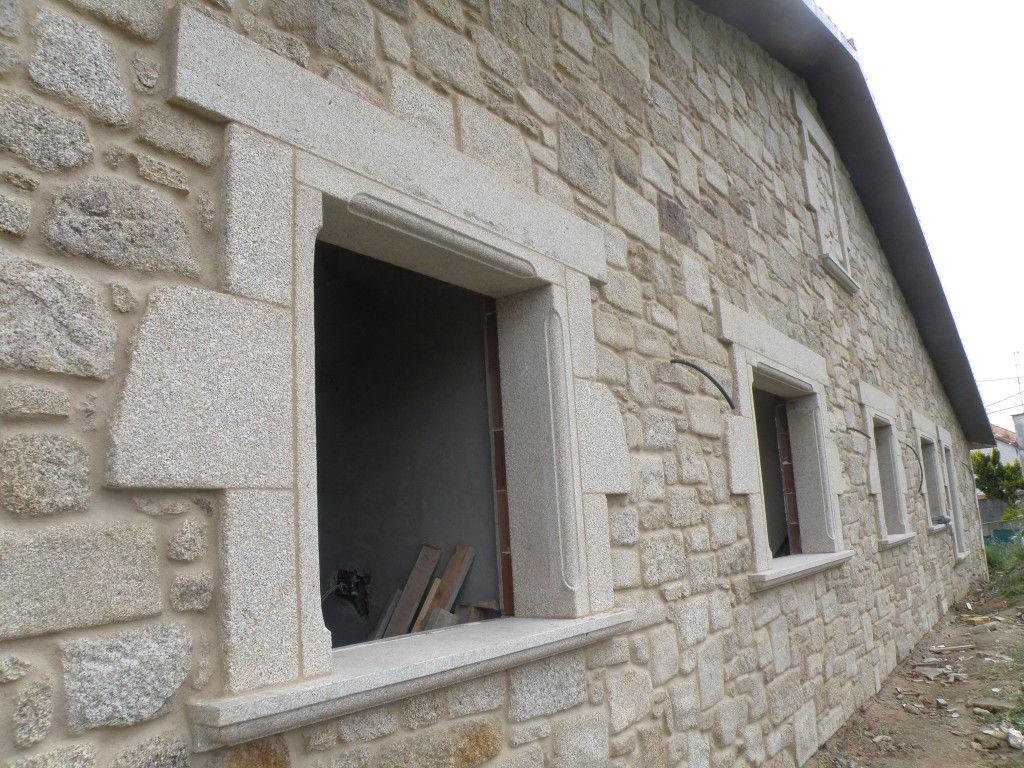 1 2 paredes exteriores - Piedra pared exterior ...