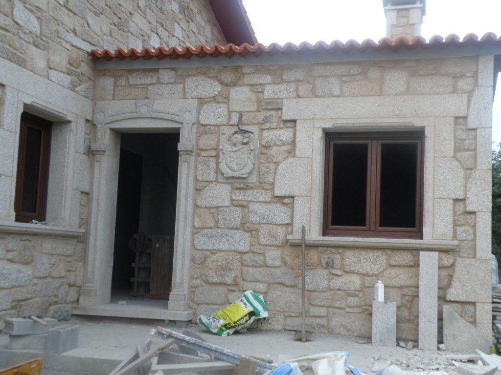 1 2 paredes exteriores Piedra pared exterior