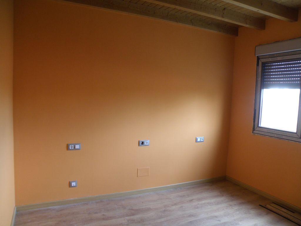 paredes interiores pintadas