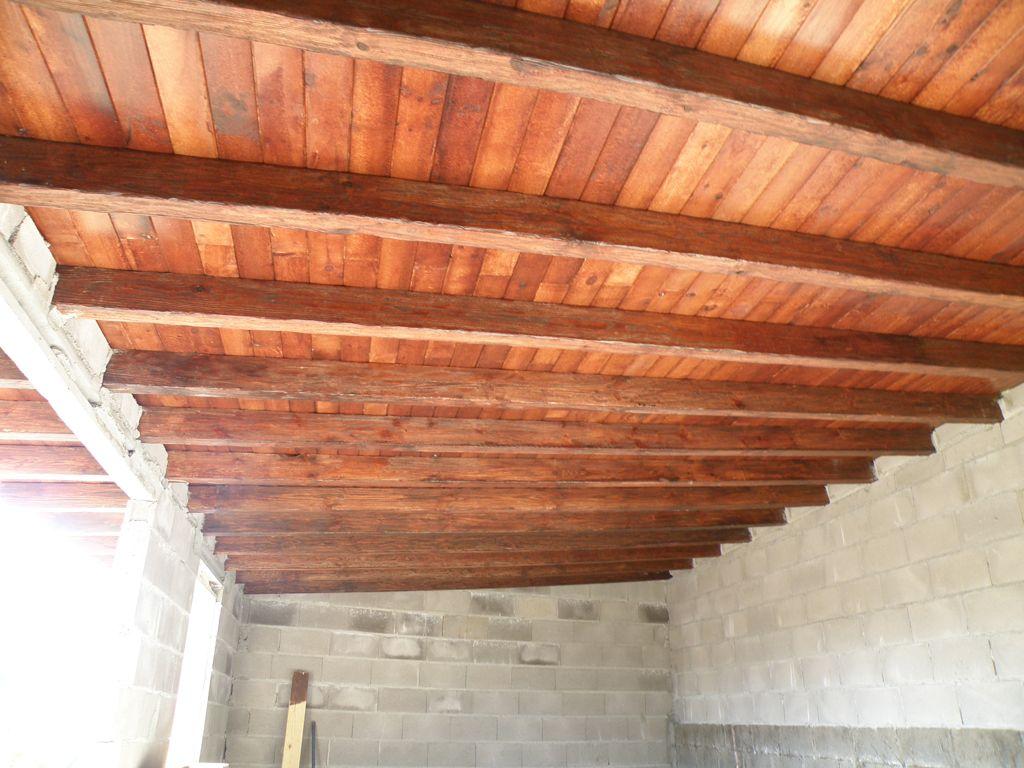 Tejado de madera download estructura de tejado de madera for Tejados de madera vista