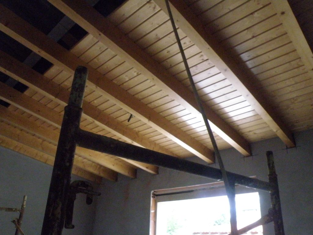 1 5 techos madera - Madera para techos interiores ...