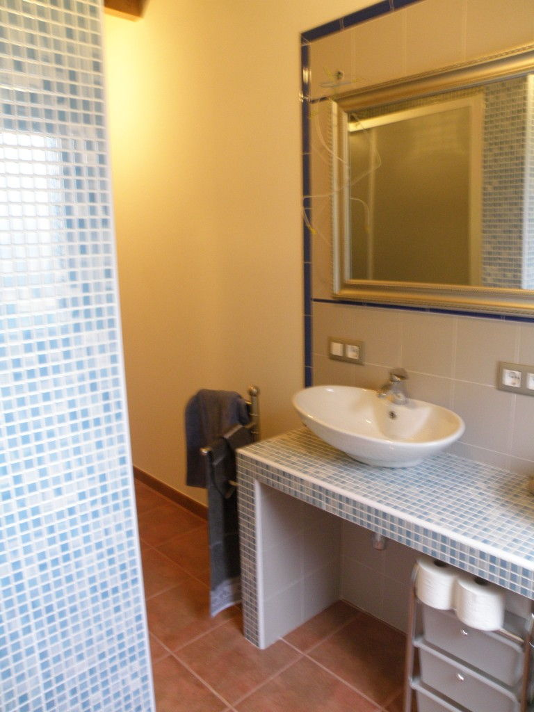 Baos rusticos de obra simple elegante cuarto de bano lujo - Cuartos de bano rusticos de obra ...